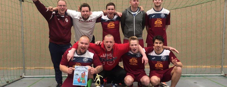 Freizeitmannschaft gewinnt Turnier in Rostock!