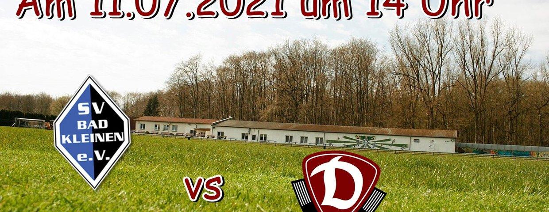 Nächstes Testspiel gegen den SV Bad Kleinen !