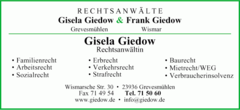 Rechtsanwälte Giedow