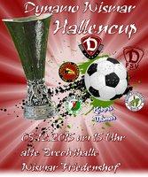 2 Dynamo Wismar Hallencup